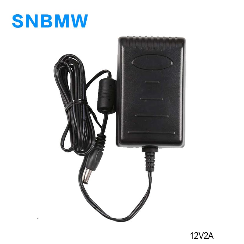Imperméable à l'eau 12 volts <span class=keywords><strong>adaptateur</strong></span> d'alimentation solide connexions image