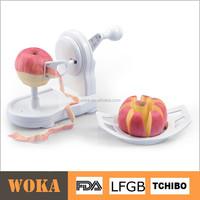 Set of Two Apple Slinky Peeler Corer Potato Fruit Cutter Slicer