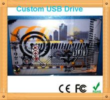 buy car accessories online promotional good quality card usb flash drive