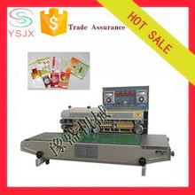 Good proformance continuous bag band sealer