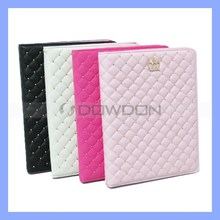 Luxury Crown Leather Smart Case Stand Cover for iPad 2/3/4/5/Air iPad Mini