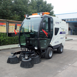 Medium Vacuum Street Sweeper, Road Cleaning Machine, Road Cleaner/industrial Power Sweeper