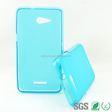 Light blue back cover case for Sony E4 G E2003