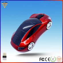 VMW-14 2.4Ghz Optical Usb Car Shape Wireless Computer Mouse