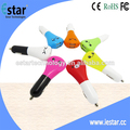 Latest popular colorful dual port car charger for cell phone