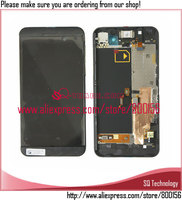 repair parts LCD Screen Display with Touch Screen Digitizer and frame Assembly for BlackBerry Z10 3G Alibaba Express