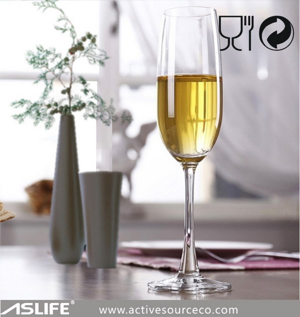 Lead Free Crystal Glass Champagne Glasses Champagne Flute