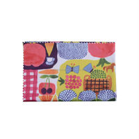 1st class quality promotions tailor making flower cloth