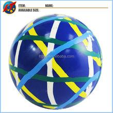 60mm rubber bouncing ball