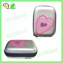 hard zip eva camera case bag for girl (cc-1010)