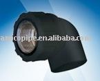 Brass Copper Insert polyethylene HDPE 100 pipe fittings