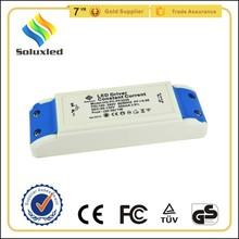 HG-PC-PF2235 LED Driver CE Passed Led Panel Light Power Supply 25-36*1W 80-130V