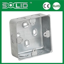 lighting enclosure galv adaptable switch box for decoration