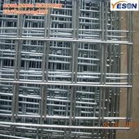 hot dip galvanized after welding sheets / steel mesh sheets 50mmx50mm / steel wire mesh mat 1.5mx4m