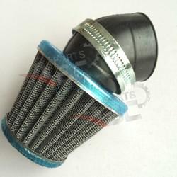 High quality 42mm Air Filter 200CC 250CC ATV Quad Dirt Bike Motorcycle Blue Colour