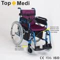 Rehabilitation therapie lieferant Eigenschaften china faltung aluminium medizinischen Strom rollstühle preise