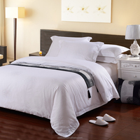 Chinese wholesale cotton bedding set for 5 star hotel