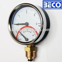 Tubo indicador de temperatura del aceite con Sensor y para presión