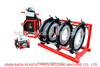450 PE butt fusion welding machine for PE pipe range280mm---450mm