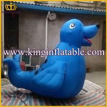 Custom Inflatable Seal Sea Animals, Used Inflatable Animal For Kids