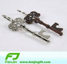 manufacture metal antique key beer bottle opener