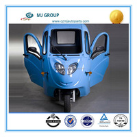 2Rows Bajaj moto taxi, Bajaj Tricycle, tri-motorcycle,tricycle passenger with cabin