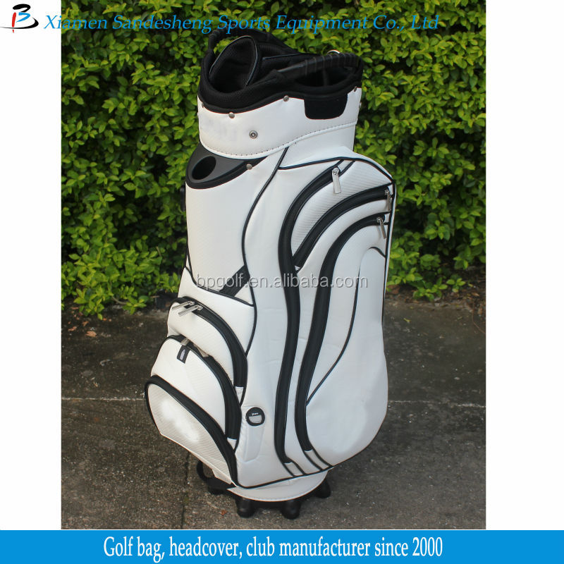 Personalized Custom Name Golf Bag Travel Cover
