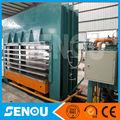 capas 15 prensa caliente de la máquina de madera de la máquina de trabajo 400t caliente de la prensa