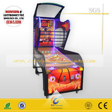 USA children basketball amusement park game/arcade basketball games machines