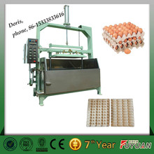 big capacity and high speed 8 sides rotary egg tray manufacturing machine with high quality