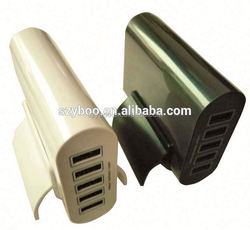 KHold New Input 100-240v ac output 5v 10a 5usb charger charger coupe
