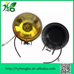 3INCH 4INCH ROUND 87 Fog Light halogen beam 12v/24v Auto lamp Halogen Sealed Beam H3 product auto light