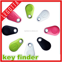 Smart itag bluetooth 4.0 tracker anti-lost ABS material key finder alarm with proximity sensor