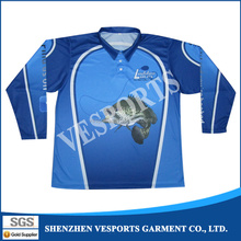 Fishing Store With Custom Design Fishing Jerseys