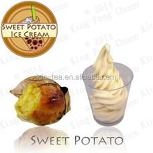 Sweet Potato Soft Serve Ice Cream Powder