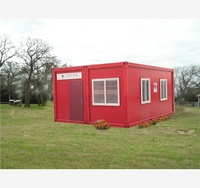 demountable prefabricated modular 20ft 40 shipping temporary office container