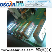 Waterproof/Shockproof pretty shape p5 taxi top led display full sexy xxx video/free china xxx movie taxi sign