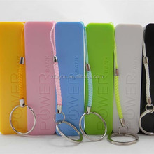 Gift for Mobilephone LOGO on Cover OEM welcome power bank 2600mah Trade Assurance