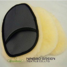 High Quality Super Soft Synthetic Wool Wash Mitt