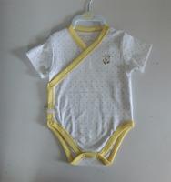 Fashion design baby onesie comfortable 100% cotton baby boy suit
