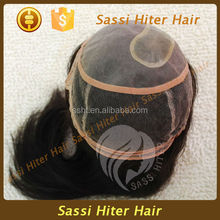 10A TOP SELLING HUMAN HAIR WIG MEN IN STOCK FOR SALE