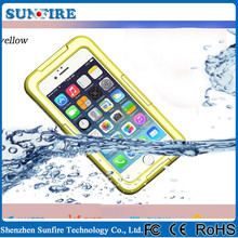 Factory Wholesale for iphone 6 waterproof case,phone waterproof case