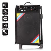handfree portable mini portable amplifier speaker for new year gifts 2014 promotion hifi 2.1 channel multimedia speaker