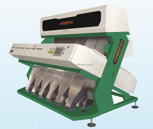 Large capacity RYE color sorter for food production line