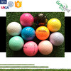 china factory quality colorful golf japanese red ball oem golf ball