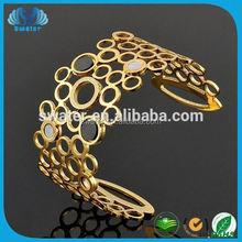 Alibaba Express Bangle Bracelet 22K Gold Jewelry