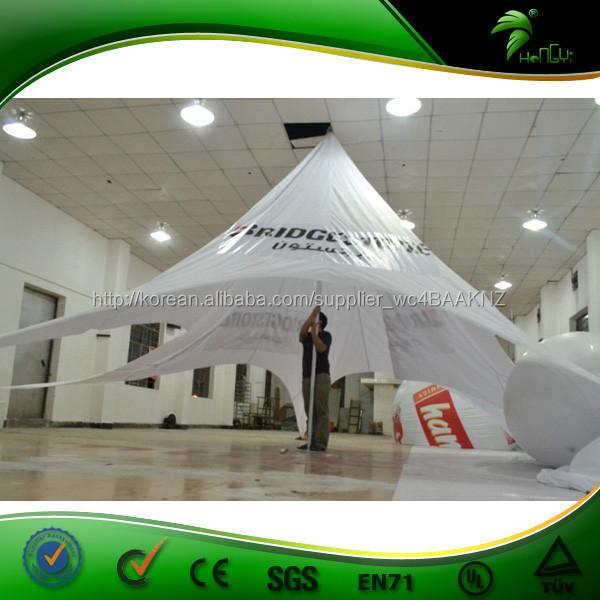 야외 광고 저렴한 거미 스타 그늘 스타 텐트