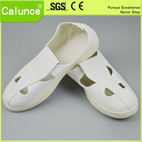 Canvas shoes High quailty SPU Antistatic Cleanroom Shoes, SPU Safety Shoes