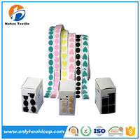 Heavy duty glue dots adhesive hook and loop dot adhesive hook loop