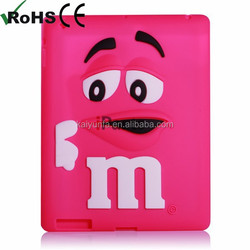 Wholesale cheap price new arrival silicone case for ipad mini phone cover